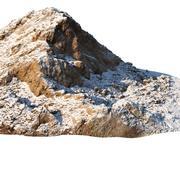 Pilha de argila 3d model