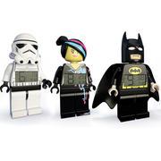 レゴアラーム 3d model