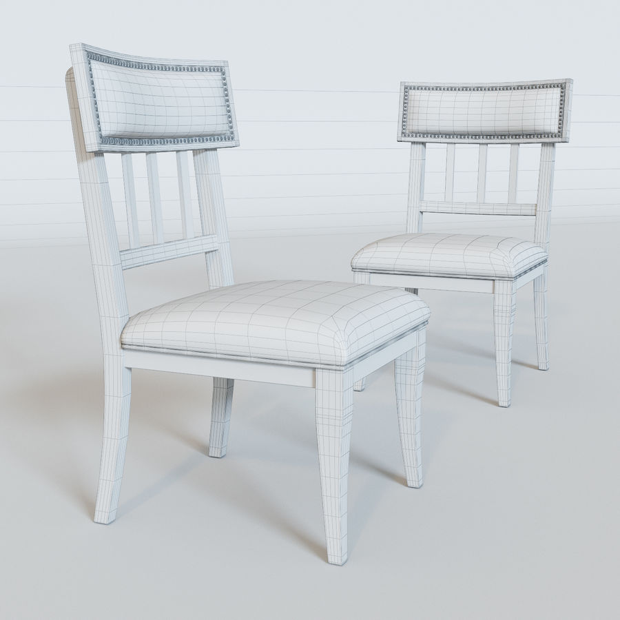 Ollesburg D725-01 royalty-free 3d model - Preview no. 6