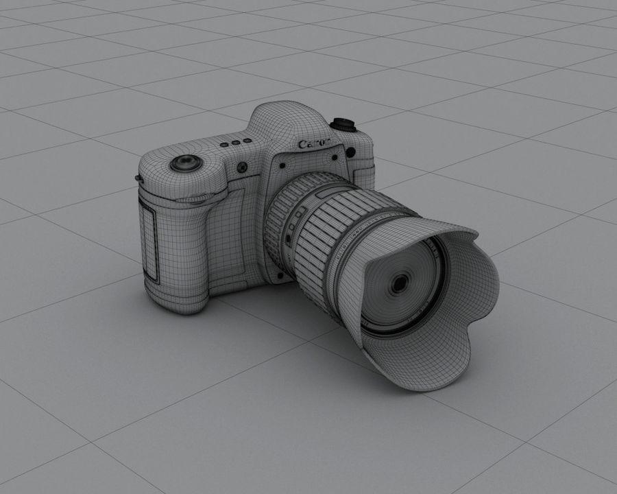 Kanon royalty-free 3d model - Preview no. 4