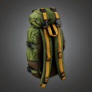 Parachute Bag (BHE) - PBR Game Ready 3d model