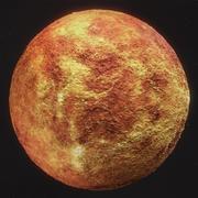 Venus High Poly 3d model
