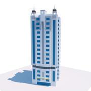 Victoria Institute of English 3d model