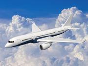 Samolot LowPoly 3d model