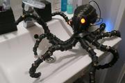 Polvo cibernético imprimível em 3D 3d model