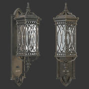 Лампа изобразительного искусства 3d model