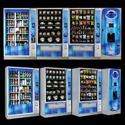 Maquina de vendas 3d model