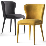 Globewest Eloise Chair 3d model