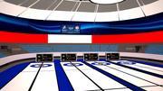 curling stadion 3d model