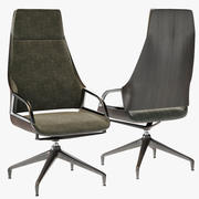 Conference Chair Office 3d model