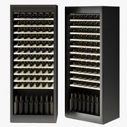 Samsung LUX Winecellar Fridge Refrigerator 3d model