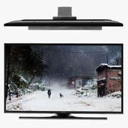 Samsung Smart TV UHDTV 4K 3d model
