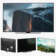 Samsung UHD TV UN55HU8550 3d model