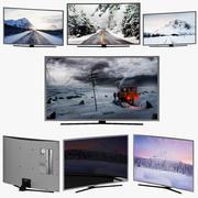 三星智能电视UE40S9AU 3d model