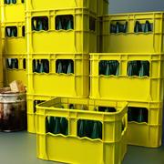 Scatola per bottiglie 3d model
