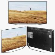 삼성 스마트 TV UE55H7000 3d model