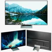 TV Sony XD94 3d model