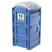 Seyyar tuvalet 3d model