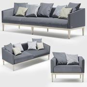 Busnelli Sofa Leben 3d model