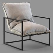 Globewest Aruba Chair 3d model