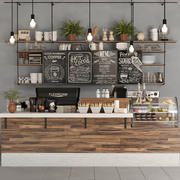 Coffee Point 3 3d model