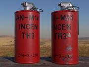 Granata AN-M14 TH3 3d model