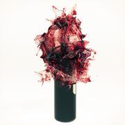 Bouteille de vin Splash 3 3d model