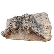 歴史的な石1 3d model