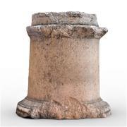 Piedra Histórica 8 modelo 3d