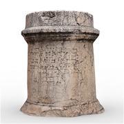 Piedra Histórica 9 modelo 3d