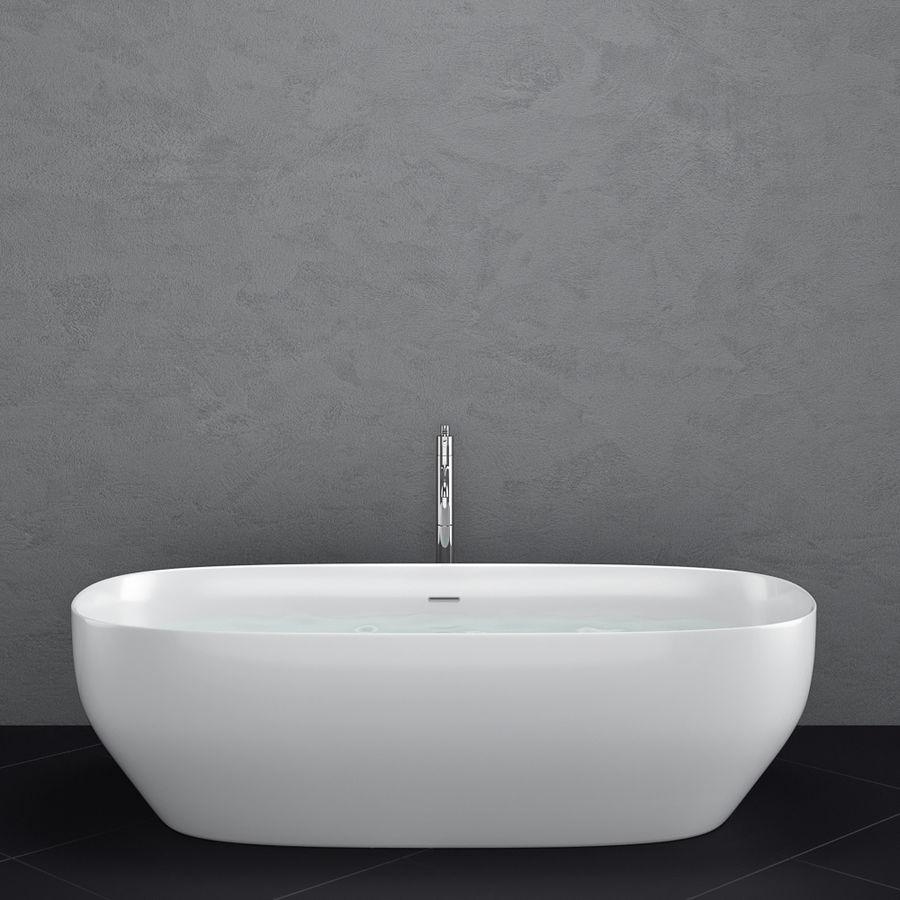Set of freestanding baths Antoniolupi set 45 (Ago, Biblio, Dafne, Reflexmood) royalty-free 3d model - Preview no. 12