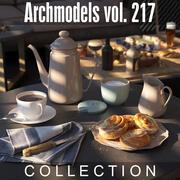 Archmodels vol. 217 3d model
