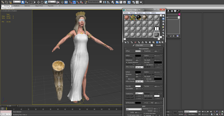 Fortune royalty-free 3d model - Preview no. 21