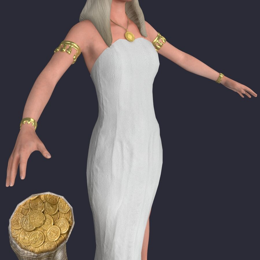 Fortune royalty-free 3d model - Preview no. 18
