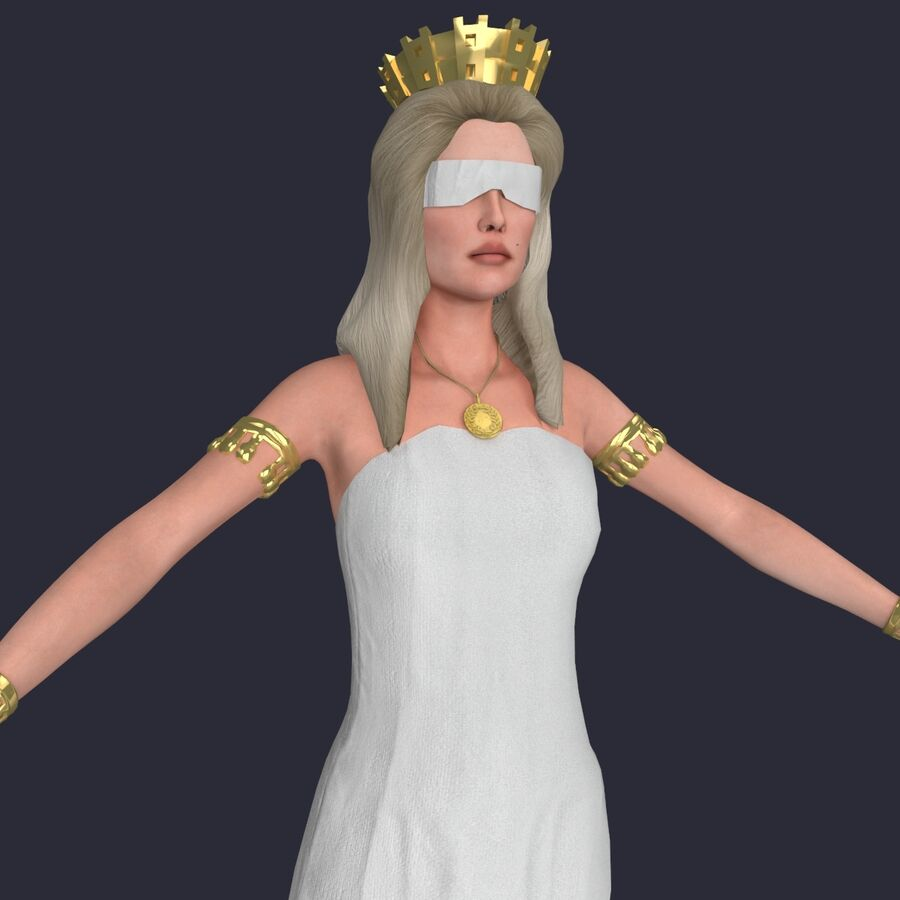 Fortune royalty-free 3d model - Preview no. 11