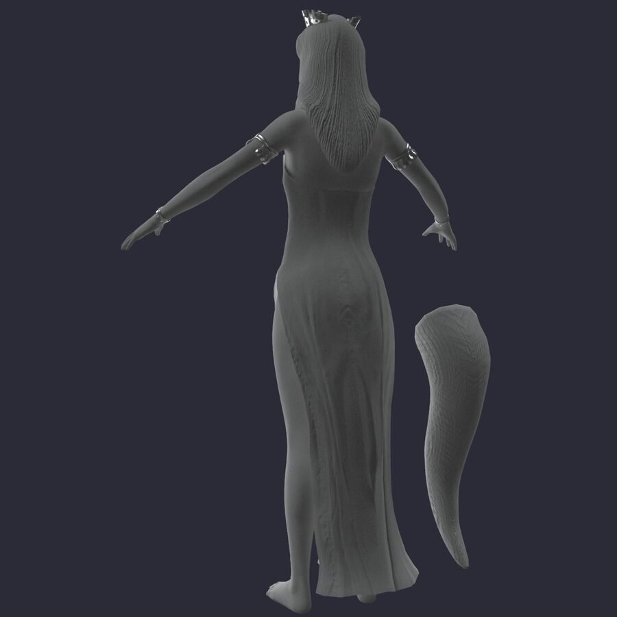 Fortune royalty-free 3d model - Preview no. 24