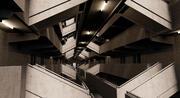 Arquitectura Brutal modelo 3d