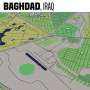 Baghdad Iraq 3d model