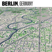 Berlino, Germania 3d model