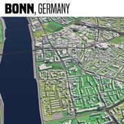Bonn Germania 3d model