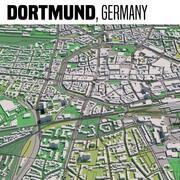 Dortmund Germania 3d model
