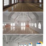 Colección Ballet-Dance Studio modelo 3d