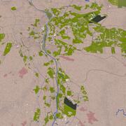 Kairo City 3d model