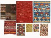 Vintage turkish kilim rugs vol 25 3d model