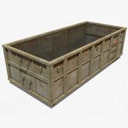 Мусорные контейнеры 3d model