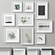 Picture Frames Set -108 3d model