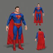 超人 3d model