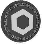 金網黒コイン 3d model