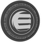 pièce de monnaie pièce de monnaie noire 3d model