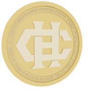 超现金金币 3d model